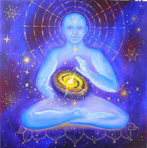 A cosmic higher self radu bacaita